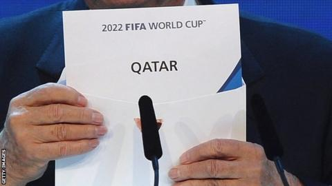 World Cup 2018 and 2022: Fifa releases bid 'corruption' report