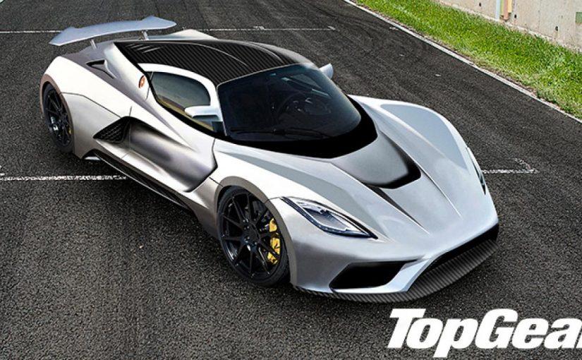 Exclusive first look: Hennessey's Venom F5