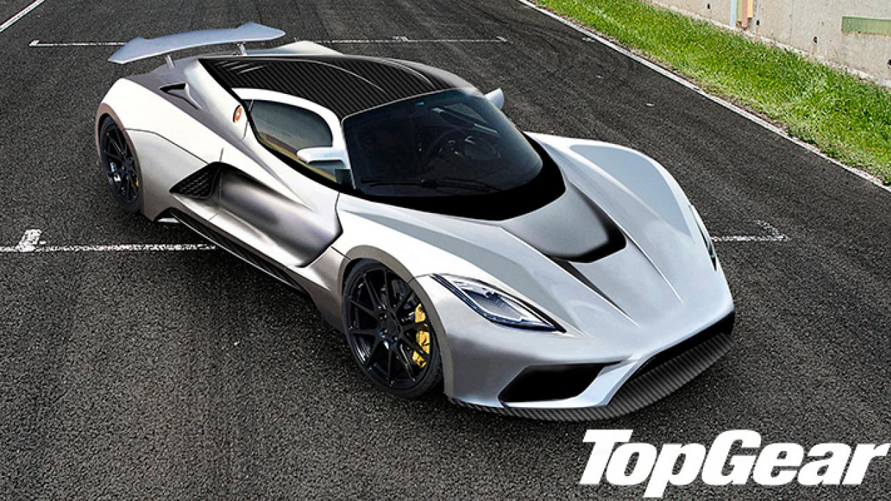 Exclusive first look: Hennessey's Venom F5