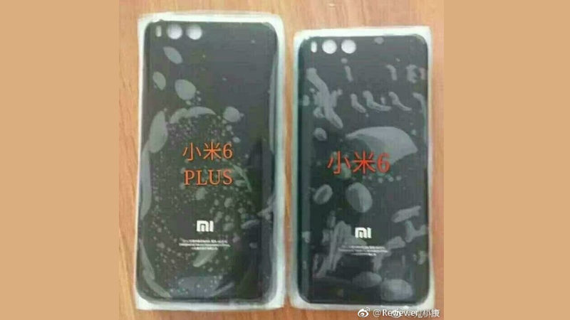 Xiaomi Mi 6 Plus Image Leak Reignites Launch Hopes