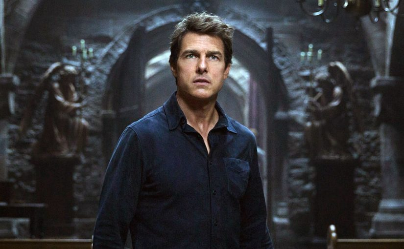 The Mummy Wastes Tom Cruise's Charm on a Cobbled-Together Franchise Starter
