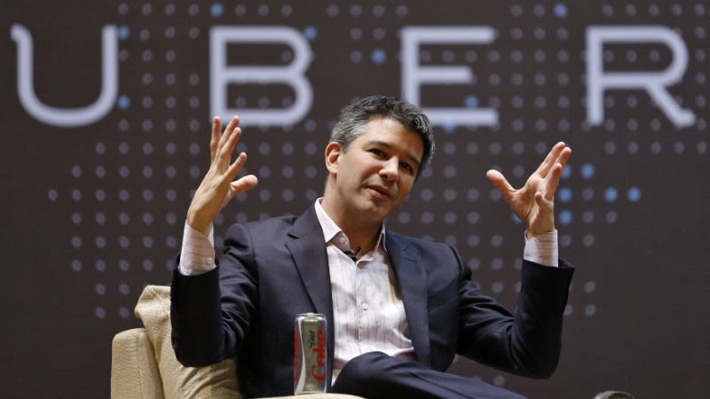 Uber CEO Travis Kalanick's Letter to Employees Leaks, Contains Rules for Sex With Co-Workers