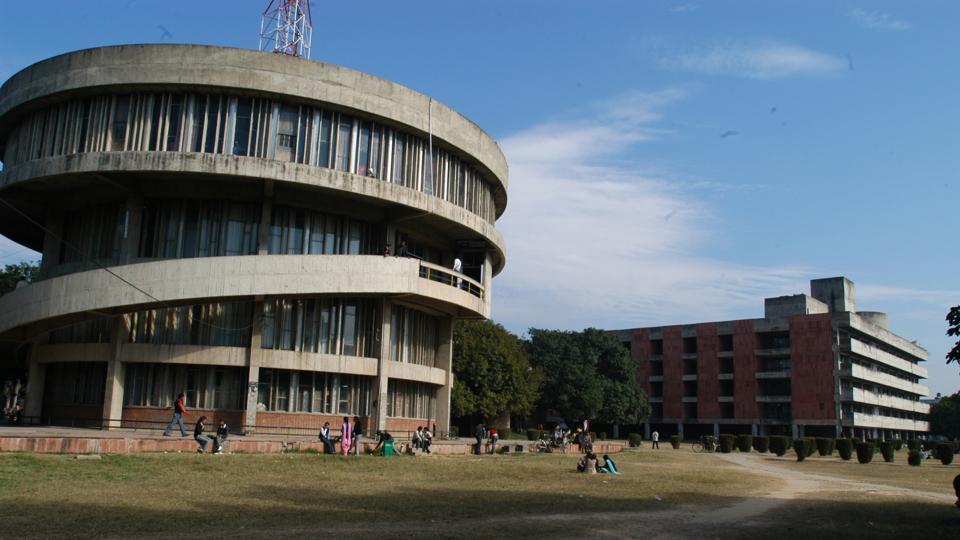 'Panjab University's dept of education has maximum registered scholars'