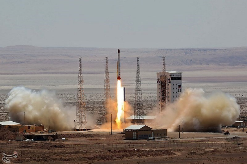 US Slaps Sanctions on Iran Firms Linked to Satellite LaunchUS Slaps Sanctions on Iran Firms Linked to Satellite Launch