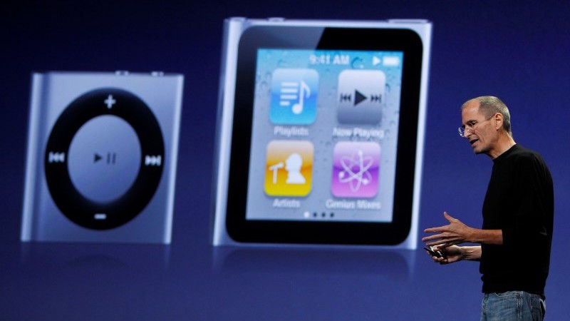 iPod nano, shuffle Discontinued as Apple Looks to Simplify Lineup