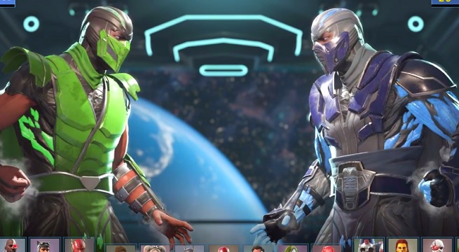 Injustice 2: Sub-Zero Gear Loadouts and Shaders Revealed, Reptile Shader Looks Incredible