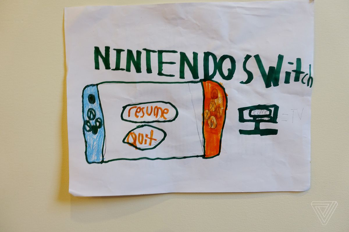 An eight-year-old reviews the Nintendo Switch