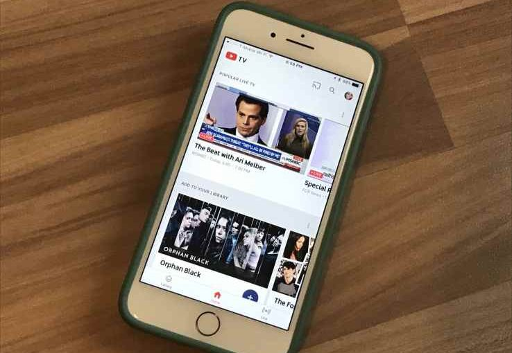 Google's cord cutter app YouTube TV reaches 2 million downloads