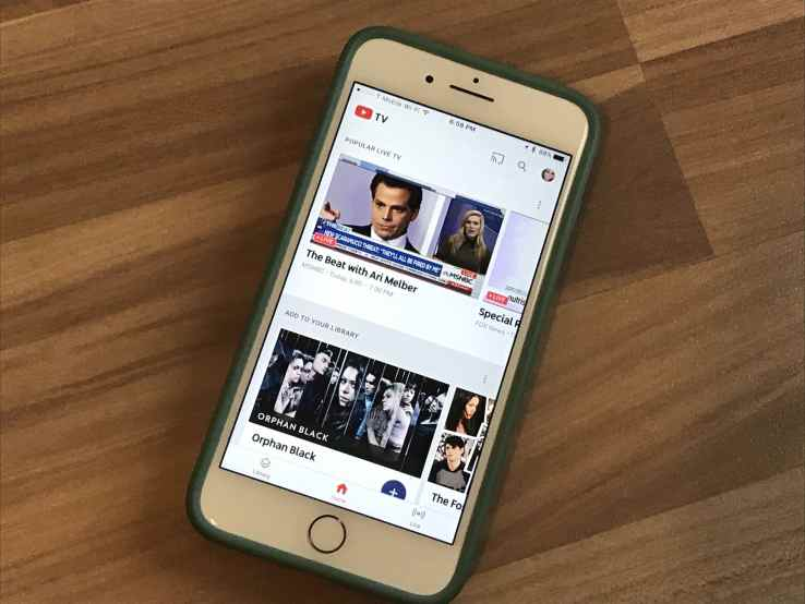 Google's cord cutter app YouTube TV reaches 2 million downloads