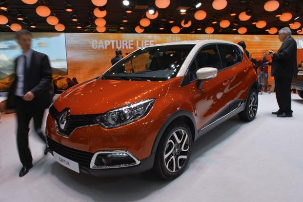 Renault Captur launch by Diwali, to take on Creta, XUV 500