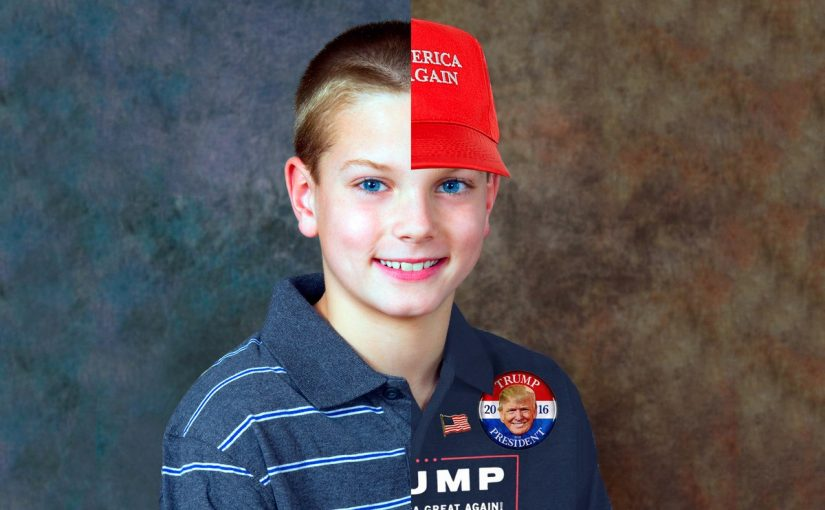 These Schools Banned Trump Gear—Unless They Didn't