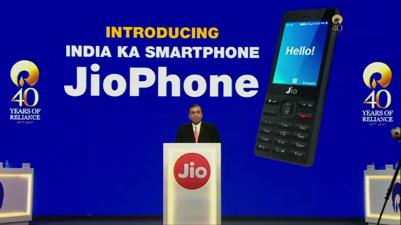 Jio Phone Bookings Start & Features Revealed, iPhone 8's 3GB RAM, Samsung Galaxy Note 8