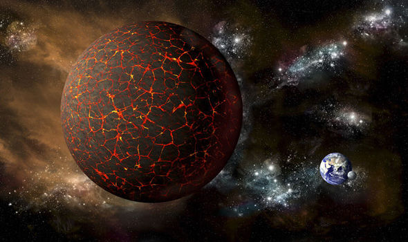 End of the world: What is Nibiru? The mysterious planet 'that will DESTROY Earth'