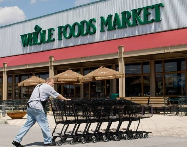 MULLENLOWE L.A. BAGS WHOLE FOODS CREATIVE ACCOUNT