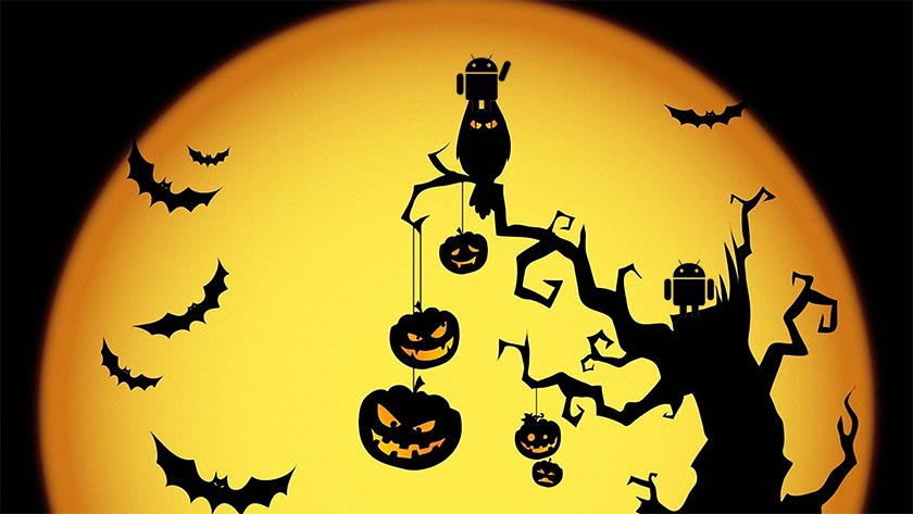10 best Halloween apps for Android!