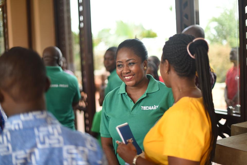 The Corporate Partnership Bringing Education And Technology To Rural Ghana