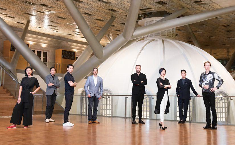Singapore's creative economy is in full bloom