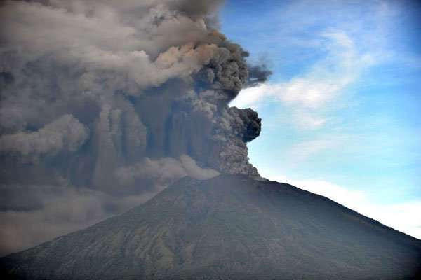 Indonesia: the world's volcanic hotspot