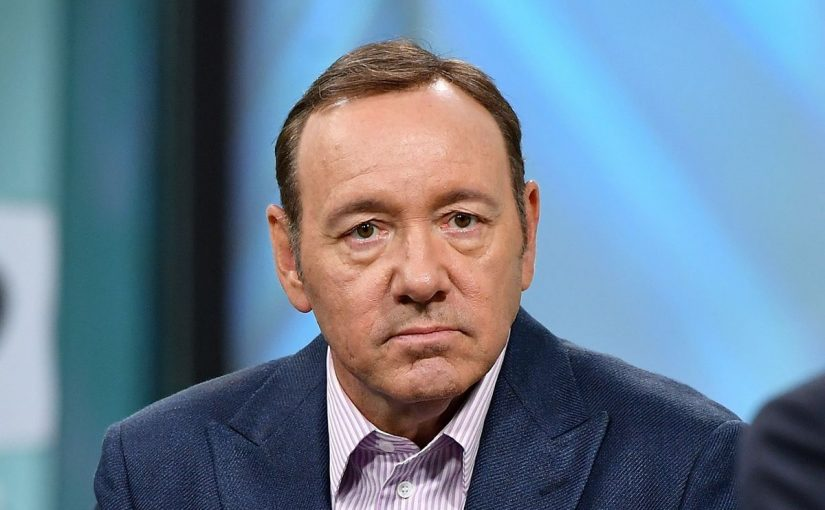 Kevin Spacey just got fired from Ridley Scott's new movie, a month before its release
