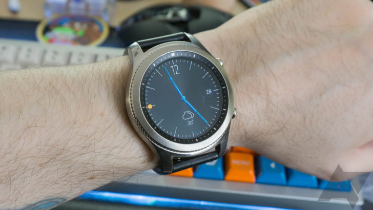 Samsung releases Tizen 3.0 update for Gear S3 smartwatch