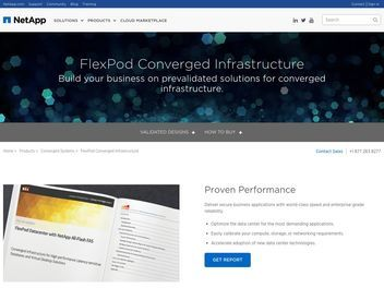 REVIEW: FlexPod, Oracle Exalogic converged-infrastructure gear