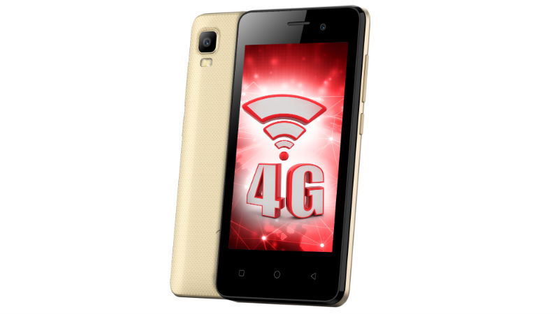 Vodafone Launches Itel A20 Smartphone at an 'Effective Price' of Rs. 1,590