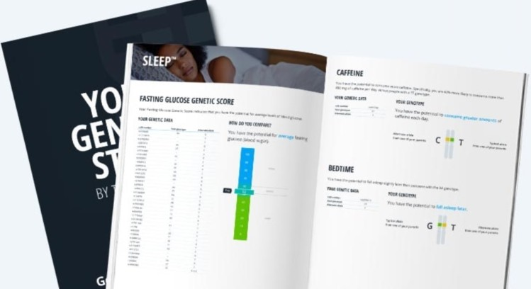 InsideTracker integrates DNA insights with GoalGetter