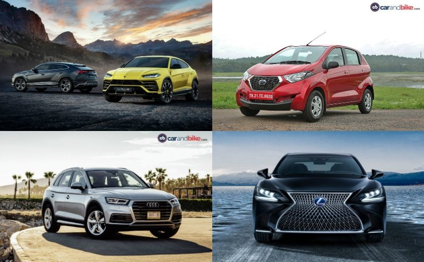 Upcoming Cars In 2018