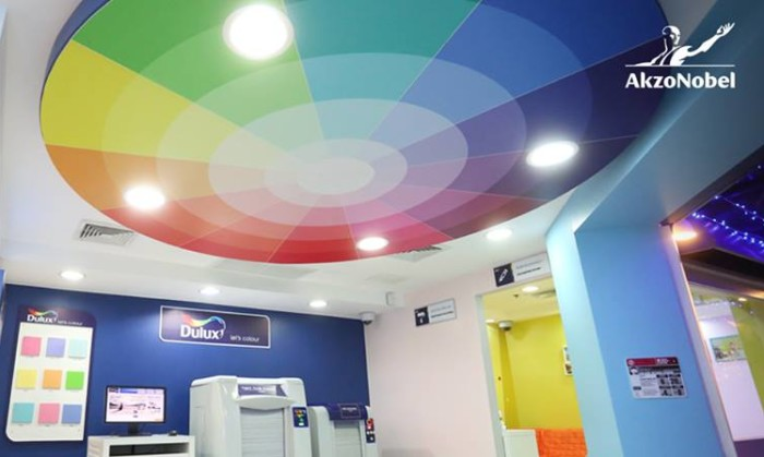 AkzoNobel names creative partner for professional paints business