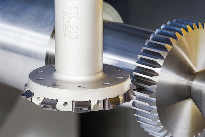 A new look for gear milling – Iscar