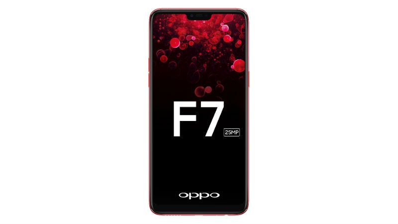 Oppo F7 Specifications, Features Officially Revealed Ahead of March 26 Launch