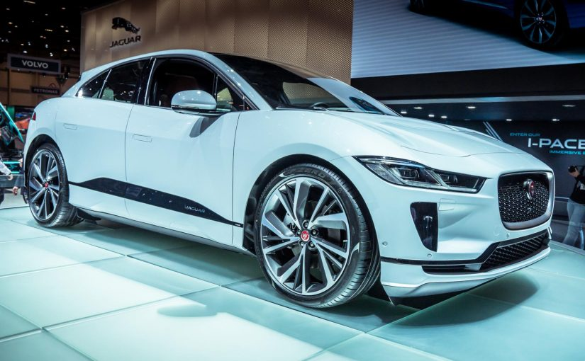 Jaguar, Audi, Porsche and BMW: their EV futures
