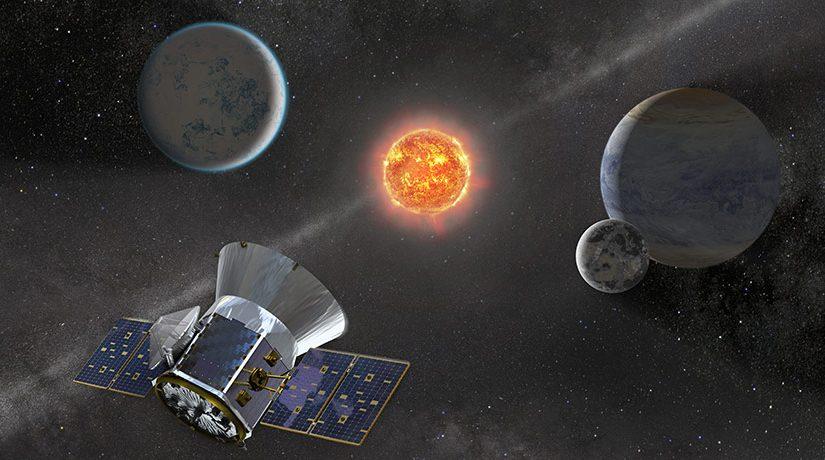 With the launch of TESS, NASA will boost its search for exoplanets