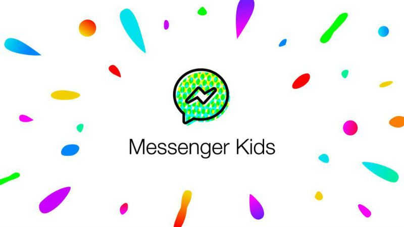 Facebook Announces a New Sleep Mode for Messenger Kids App