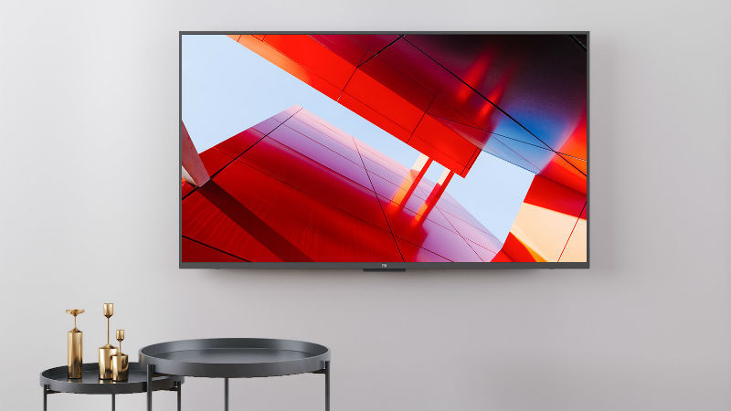 Xiaomi Mi TV 4S With 55-inch 4K HDR Display, AI Voice Remote Launched