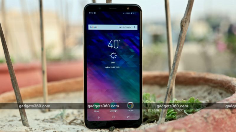 Samsung Galaxy A6+ Review