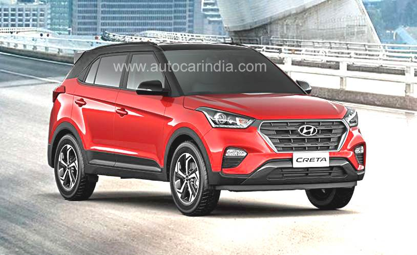 Hyundai Creta facelift: What's new?