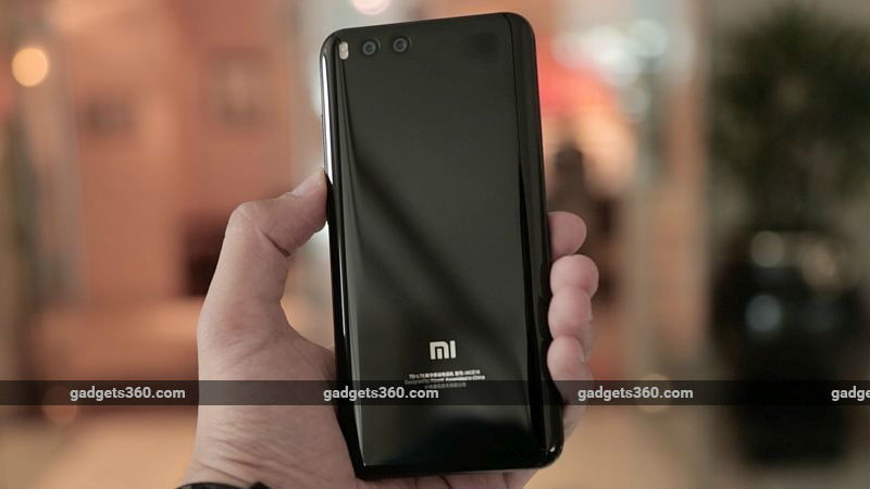 Xiaomi Mi 7 and 8th Anniversary Edition Phone Tipped to Launch in May; May Be Called Mi 8 Instead