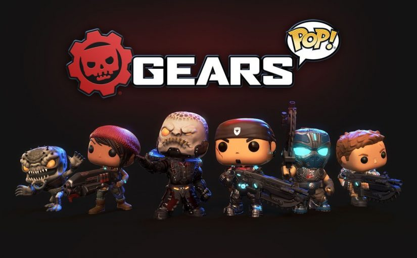 New Gears Of War Game Announced, And It's Funko