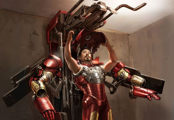 Villains snatch Iron Man suit and more Marvel gear