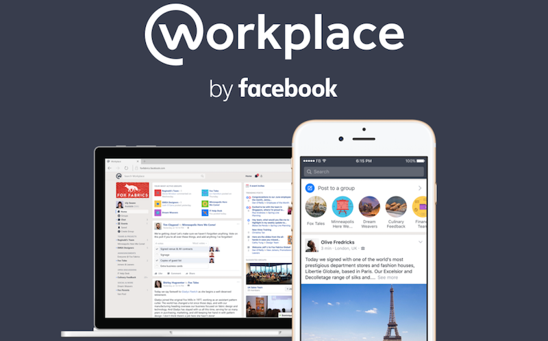 Facebook Unveils Workplace for Good as Free Tool for Non-Profit Organisations