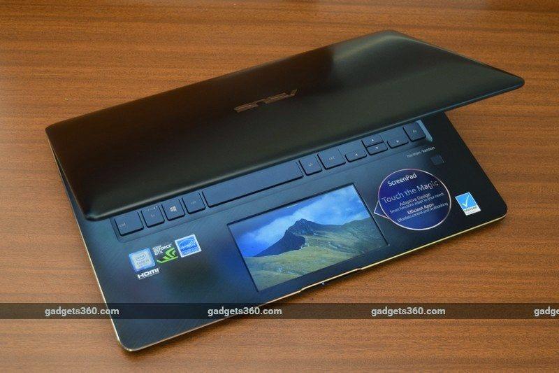 Asus ZenBook UX580GE Review