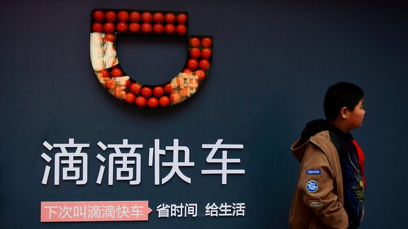 China's Didi Has Its #DeleteUber Moment After Passenger Deaths