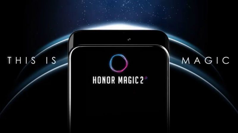 Honor Magic 2 With Sliding Camera, FullView Display, Kirin 980 SoC, 40W Magic Charge Support Teased at IFA 2018