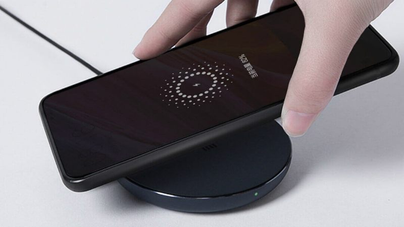 Xiaomi Mi Wireless Charger (Universal Fast Charge Edition) With Temperature Protection Launched
