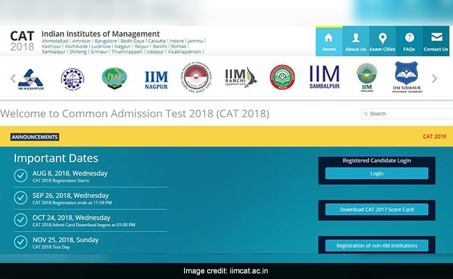 CAT 2018 Exam Concludes, Results In January; Read Slot 2 Analysis Here