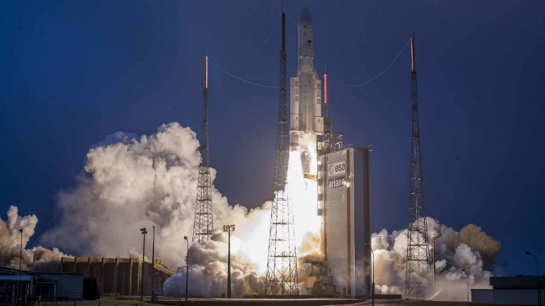 GSAT-31: ISRO launches India's 40th communication satellite