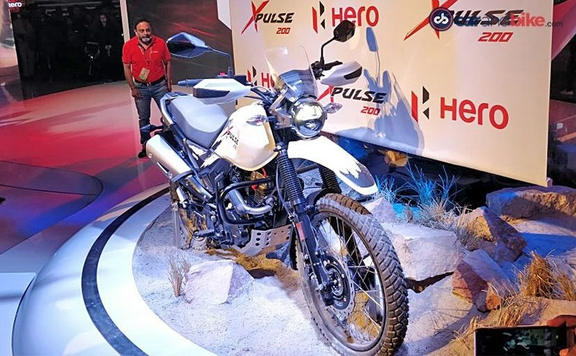 Hero XPulse 200, XPulse 200T Launch Date Revealed