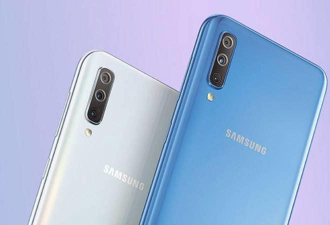 Samsung to launch Galaxy A70 next week; Galaxy A80 launch in May