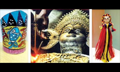 Artisans from 17 districts to come up with creative exhibits for three-day art fair